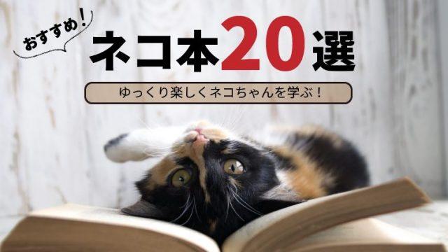 【2021年最新!】獣医が選んだ猫のおすすめ本やマンガ、写真集20選【勝手にランキング】